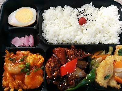 「 健康中華 青蓮 」 美味しいお弁当 よりどりみどり