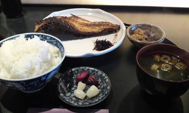 「和互」 お薦めの和食  超旨い焼き魚