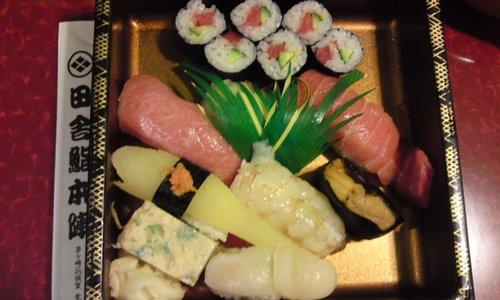 「 田舎鮨本陣 」 茅ヶ崎のおすすめの寿司屋 ネタが新鮮で、大きい!!