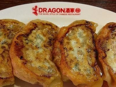 「 DORAGON酒家 離 」 究極の焼き餃子 食べログ横浜駅周辺ランキング1位