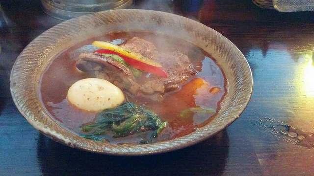 「 アナンダ 」 横浜の美味しいスープカリー