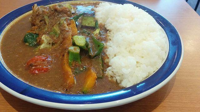 「 エチオピア 」 野菜カレー 極旨