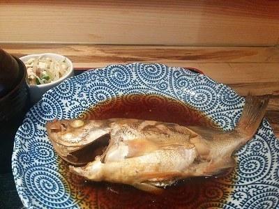 「 みやかみ 」 めばる姿煮付 美味い和食!