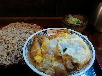 「 味奈登庵 」 安い・旨い・満腹 コスパ最強の蕎麦屋