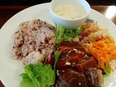 「 PACIFIC Diner 」 牛バラのビーフシチュー とろっとろで美味しい