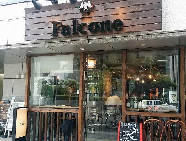 「 Falcone 」 トマトソーススパゲッティー