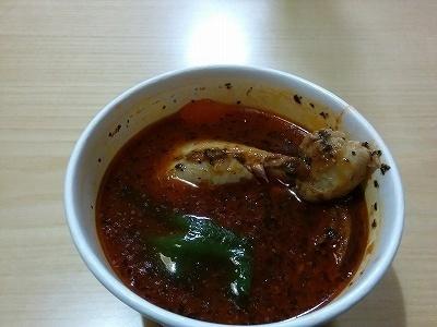 「 BAY らっきょ 」 チキンカレー 人気NO.1