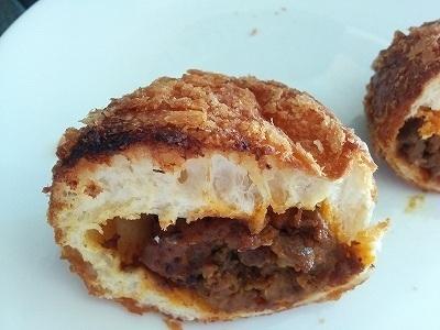 「 天馬 」 関内の美味しいカレーパン ぎっしりと濃厚な味わい