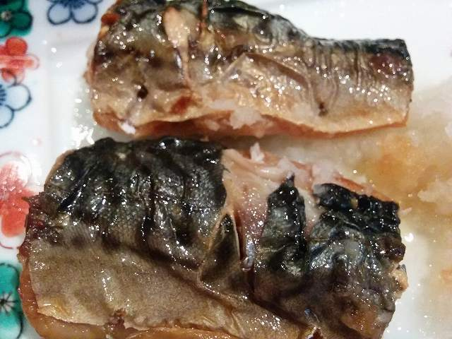 「 鮮屋 伊予 」鯖の塩焼き定食